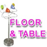 Floor & table