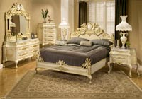 Baroque Bedroom Furniture