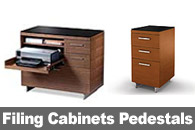 Office Filing Cabinets, Pedestals and Storage