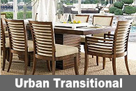 Urban Transitional Dining