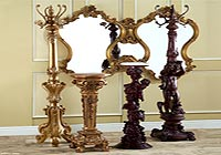 Baroque Accent Furniture