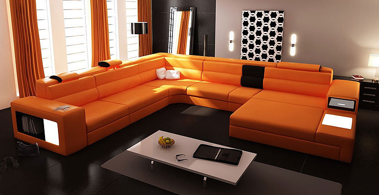 Modern furniture contemporary san francisco furniture stores - Boutique orange beauvais ...