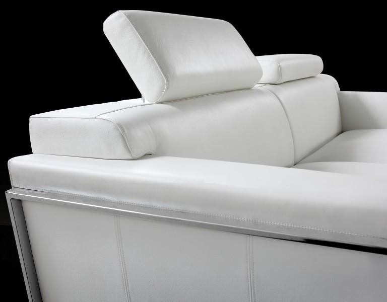 bellinda modern white leather sofa set bellinda modern white leather sofa set