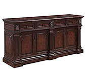 BT 042 Classical Italian Side Buffet Walnut Finish
