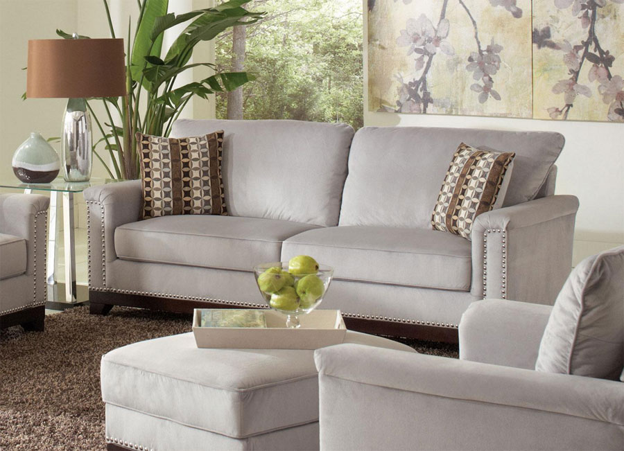 Modern Fabric Sofa Co601 Fabric Sofas