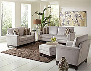 Modern Fabric Sofa CO601