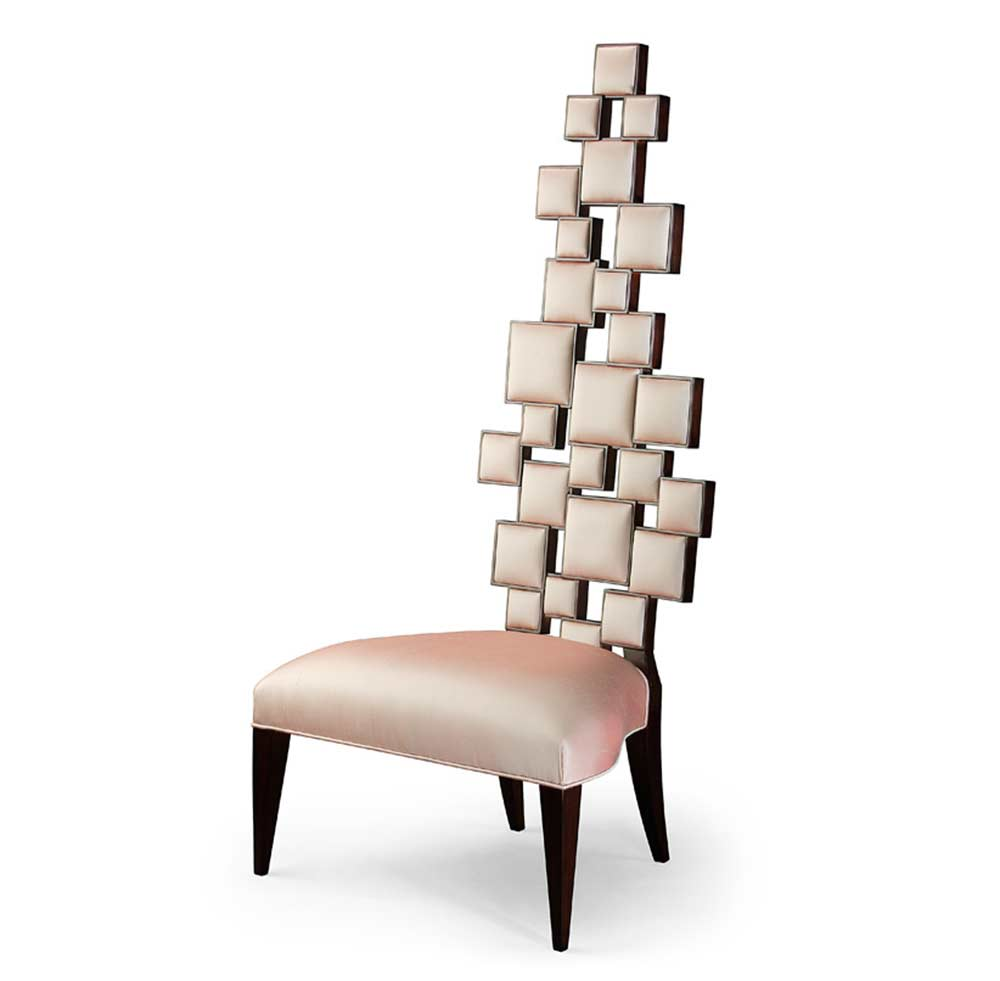 Merveilleux Cubisim Accent Chair By Christopher Guy