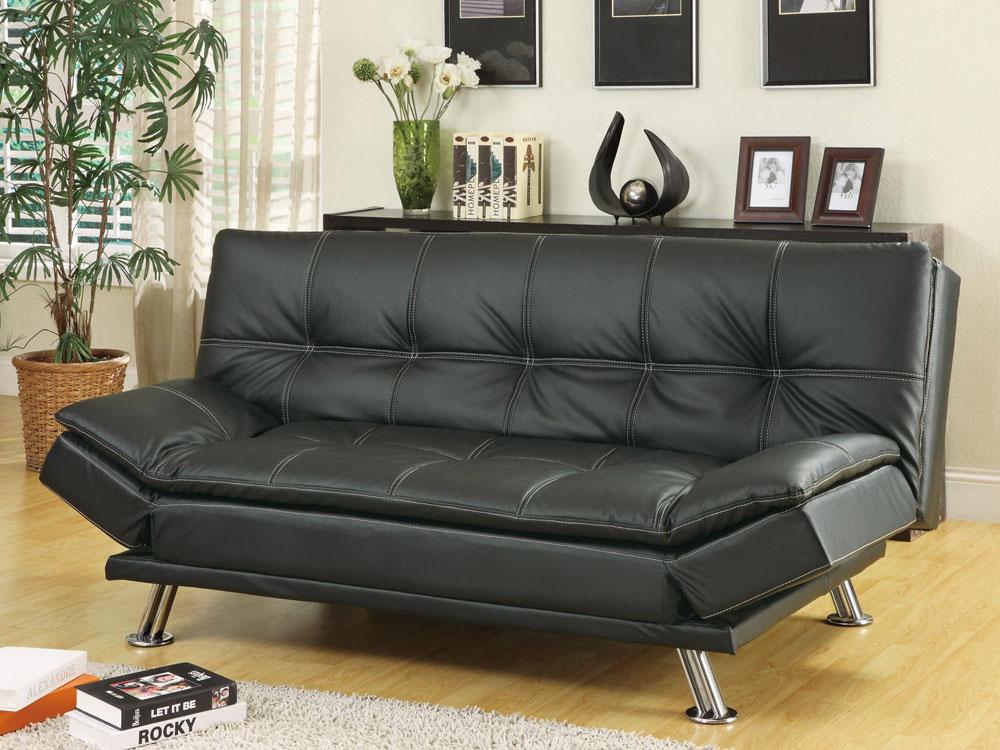 Contemporary Futon Sleeper Sofa Bed Quot Luna Quot In Store Sale
