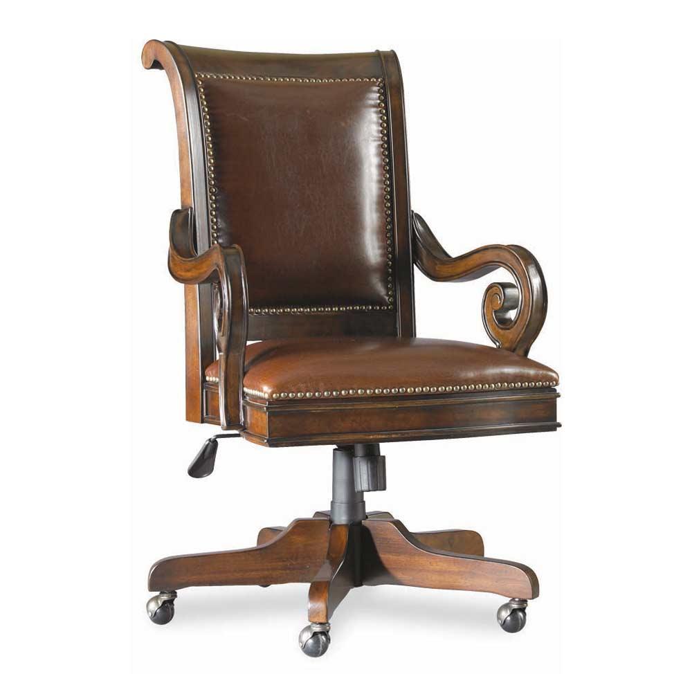 European renaissance ii computer credenza by hooker for European furniture