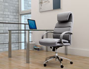 Comfortable Leatherette Office Chair Z-316