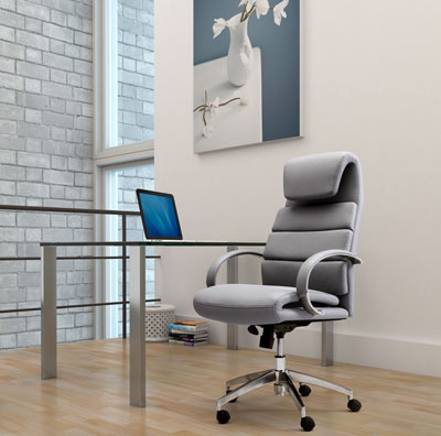 Leatherette Office Chair Z-316