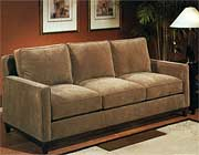 Transitional Custom sofa Avelle 83