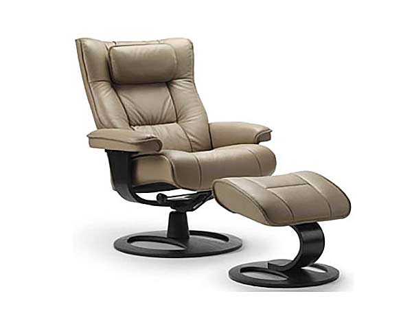 Stanley Chair Leather Recliners