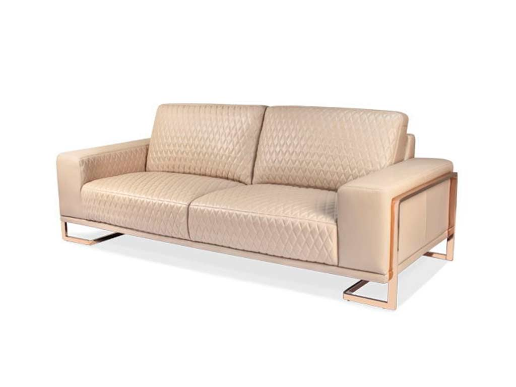 Aico Gianna Leather Sofa Collection Aico Living Room Furniture