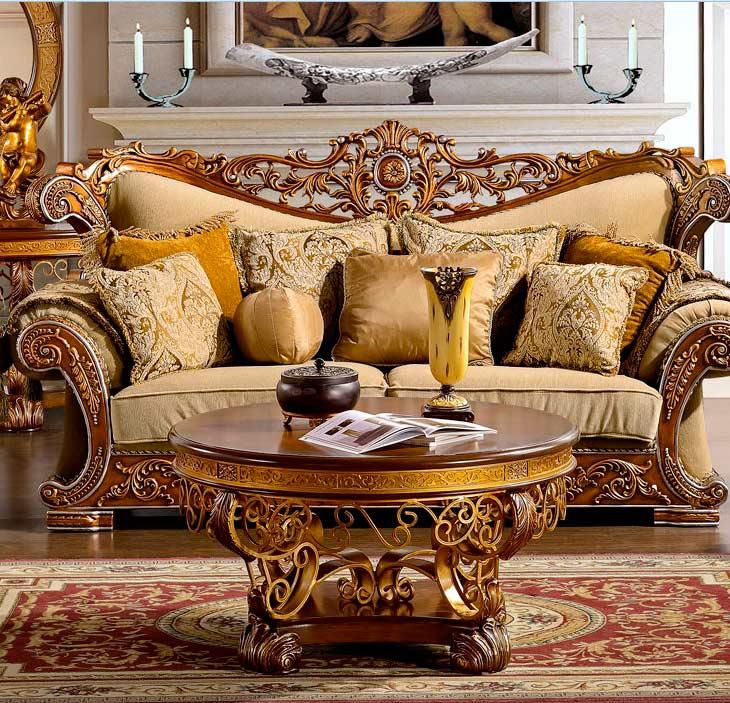 Traditional Luxury Sofa Hd963 Traditional Sofas