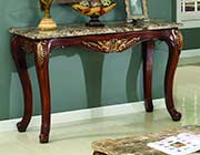 Marble top Console table BM081