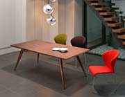 Walnut Modern Dining Table Z001