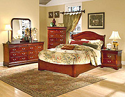 Louis Phillippe Bed  B44A