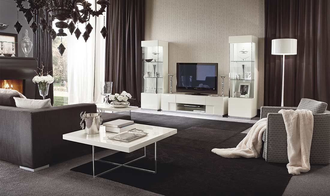 Canova Entertainment Center By Alf Furniture