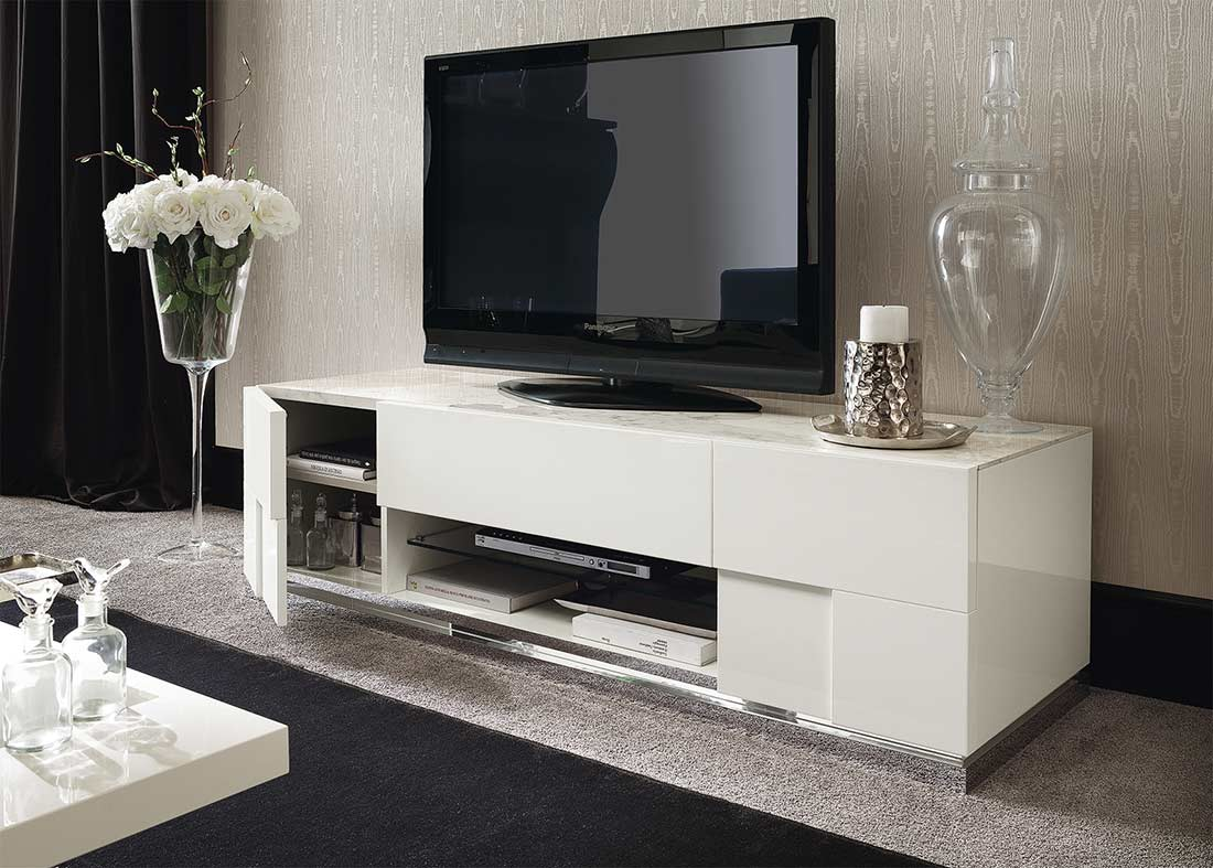 Good Canova Entertainment Center By Alf Furniture