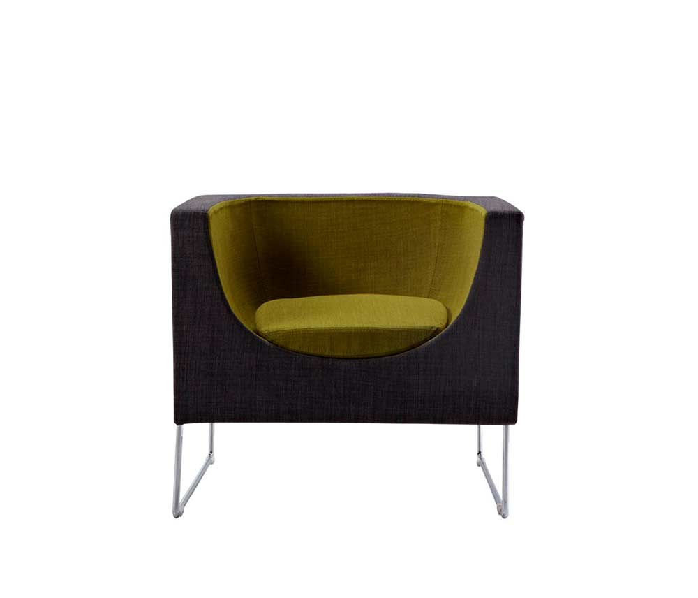 Grey And Green Accent Chair Vg109 Accent Seating