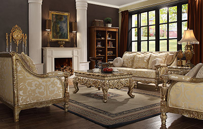 Traditional Sofa HD205