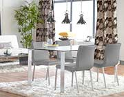 Glass Top Dining table Estyle 700