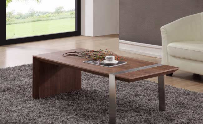 Walnut Coffee Table Bm 32 Contemporary