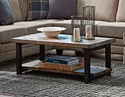 Rustic Brown Coffee Table CO 677