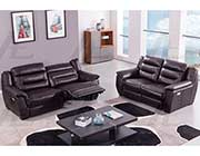 Dark Brown Electric Recliner sofa AEK 089