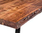 Wood Top Dining Table MS Riza
