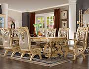 Classic Dining Table HD 015