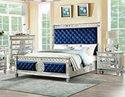Modern Bed AC Valary