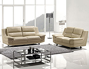 AE768 Leather Sofa Set