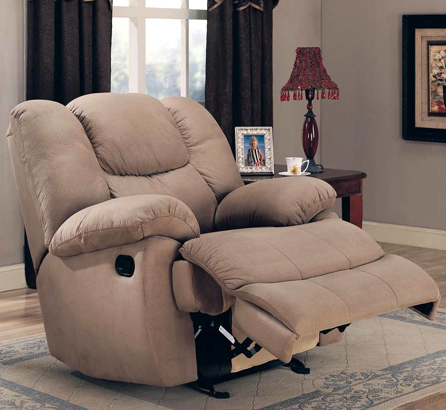Rocker Recliner in Mocha Microfiber CO 249 & Rocker Recliner in Mocha Microfiber CO 249 | Recliners islam-shia.org