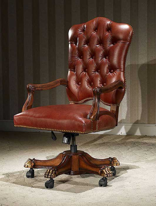 French Style Exclusive Office Chair