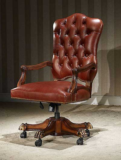 French Style Exclusive Office Chair Office Chairs