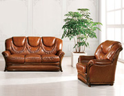 Leather Sofa Set 6318EF