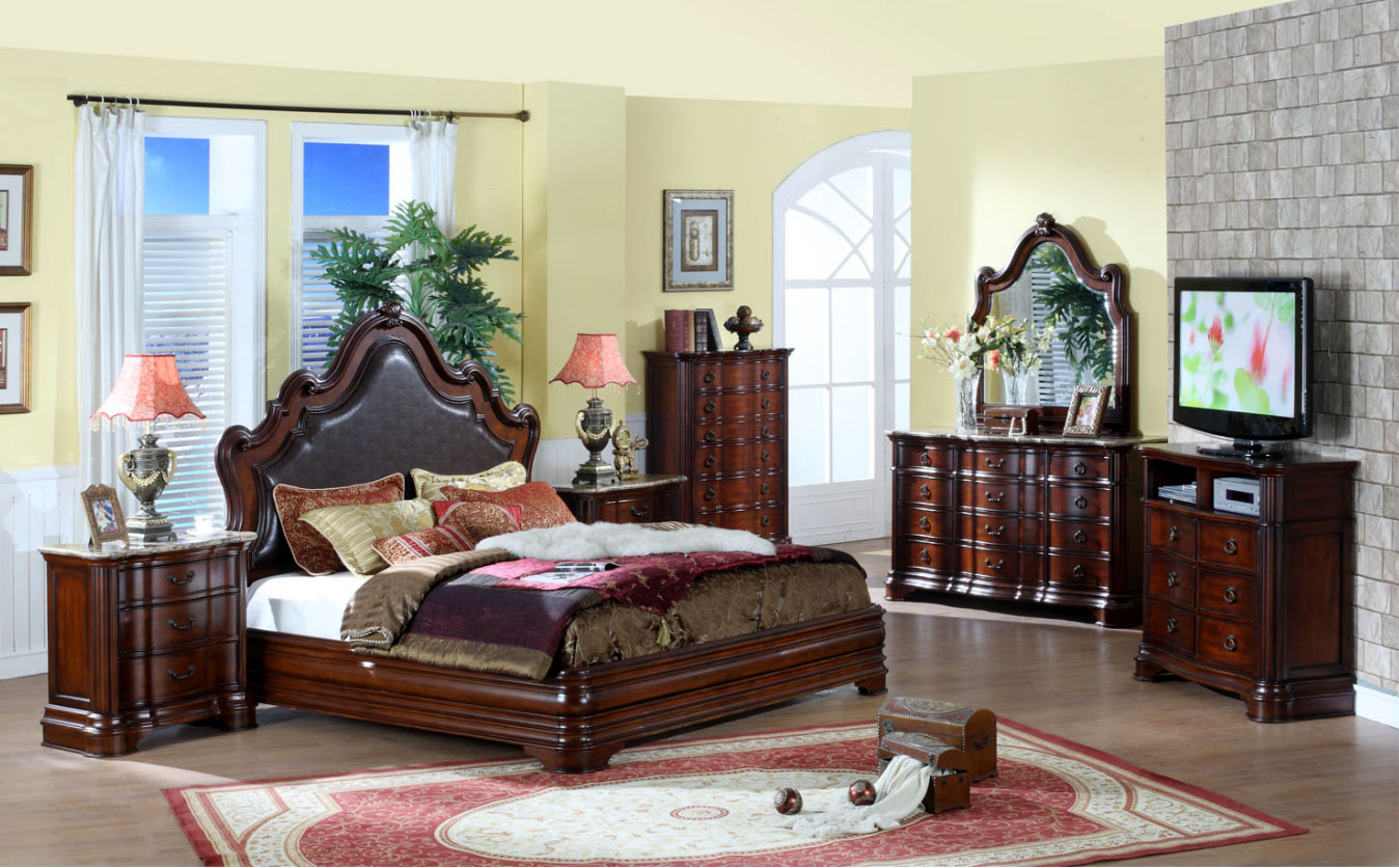 Classic Bedroom Set MF-90 | Traditional Bedroom