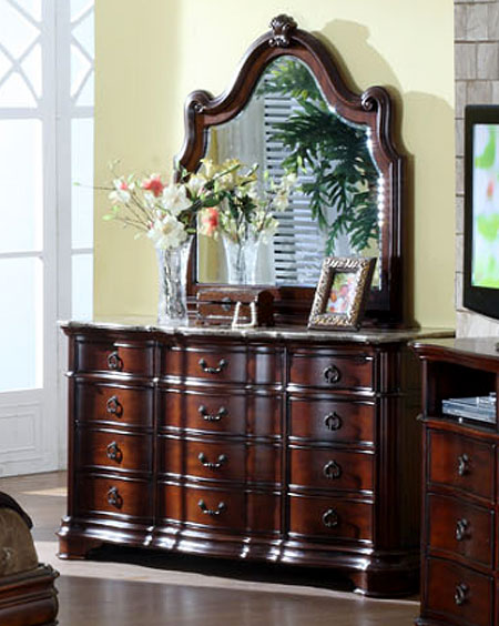 Classic bedroom set mf 90 traditional bedroom for Classic traditional furniture