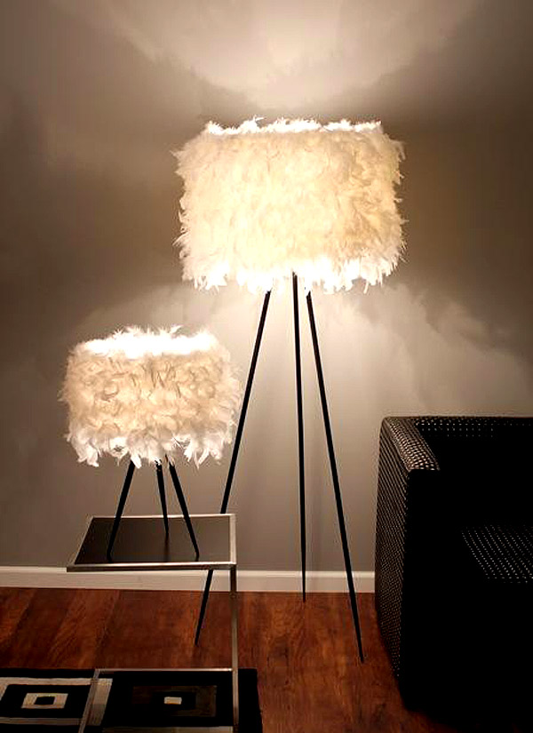 Fluffy Floor Lamp Lu 026 Floor Amp Table