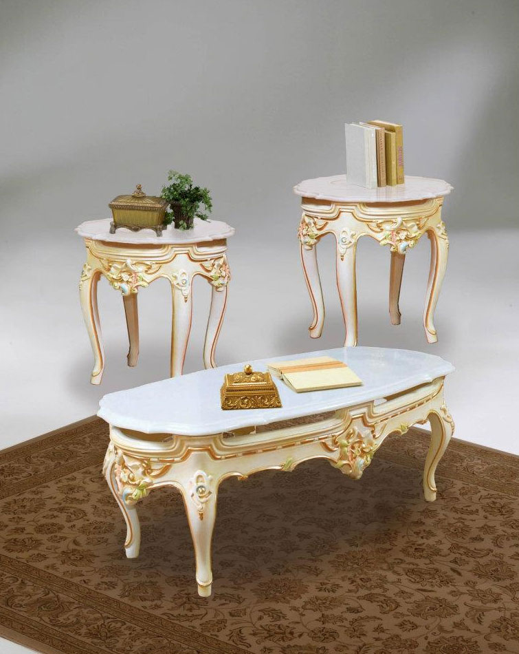 Baroque Coffee Table 06