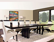 AvalonSH-3 Dining Table