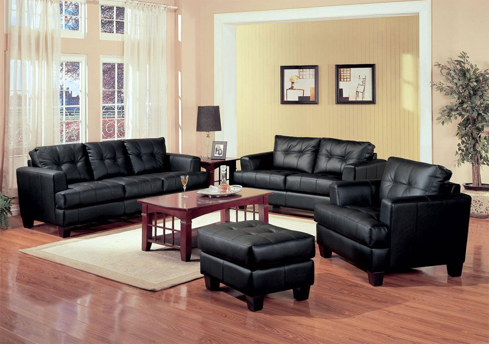 Attractive Brown Leather Sofa Set West · Brown Leather Sofa Set West ...