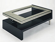 Black Coffee Table AR278