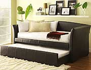 Dark Brown Daybed HE956