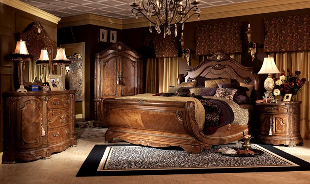 luxury sleigh beds 2