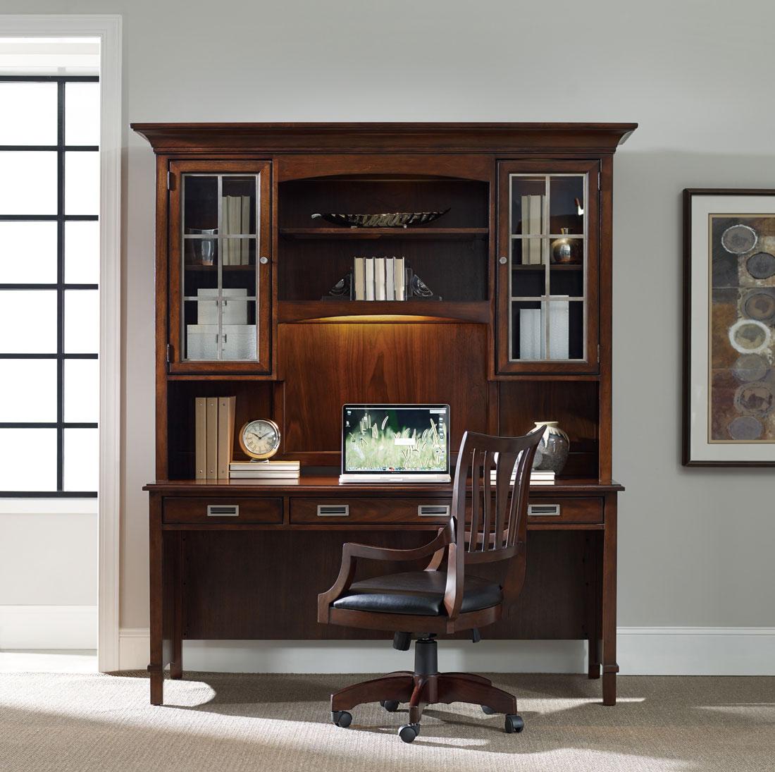 Latitude Desk By Hooker Furniture Hooker Office Desks