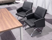 Modern Black Conference Chair Z-090