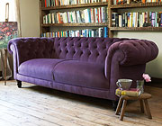 Purple Custom Sofa Avelle 051